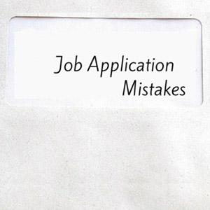 Job Application Mistakes You Must Avoid This Year